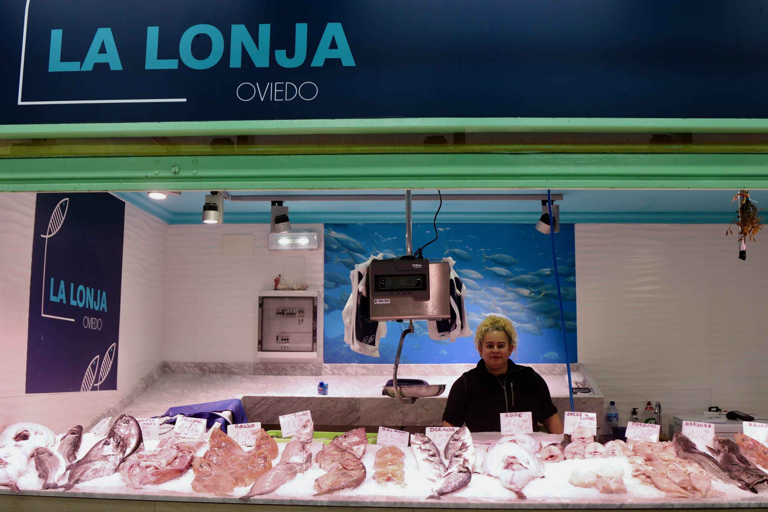Pescados La Lonja