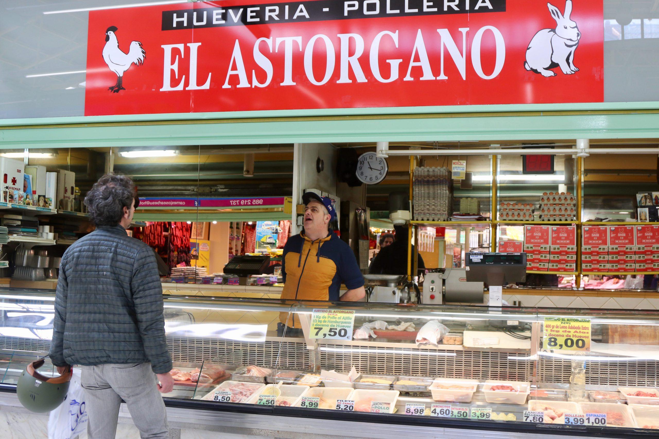 Carnicería El Astorgano