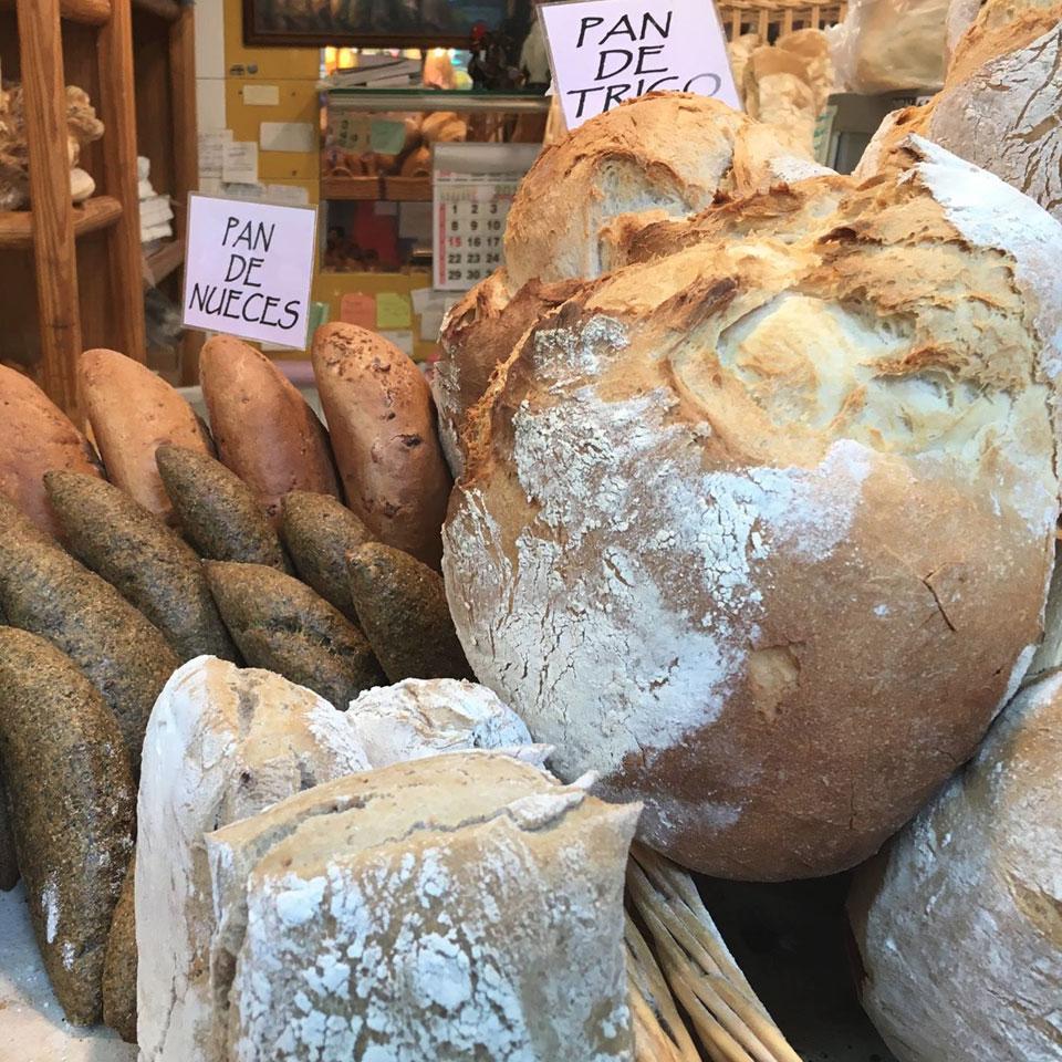 Puestos de reposteria y panadería